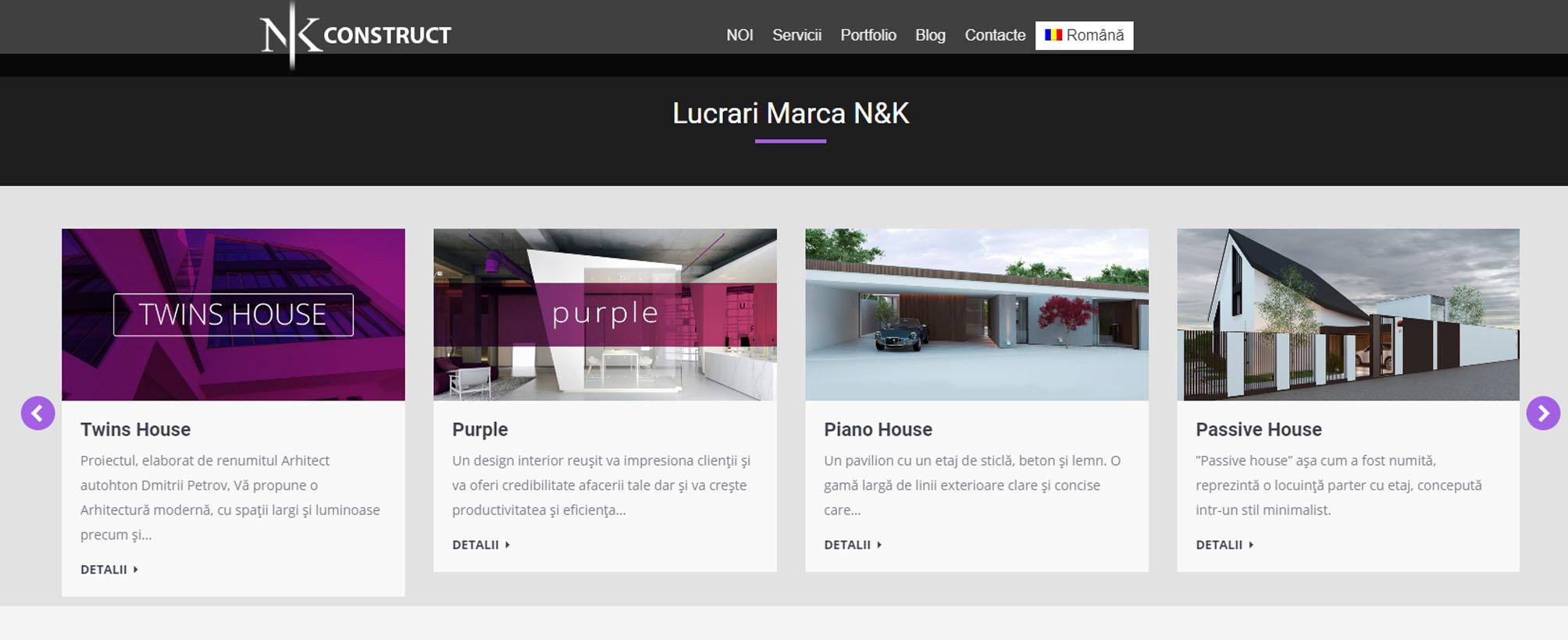 N&K Construct Lucrări Purple Media