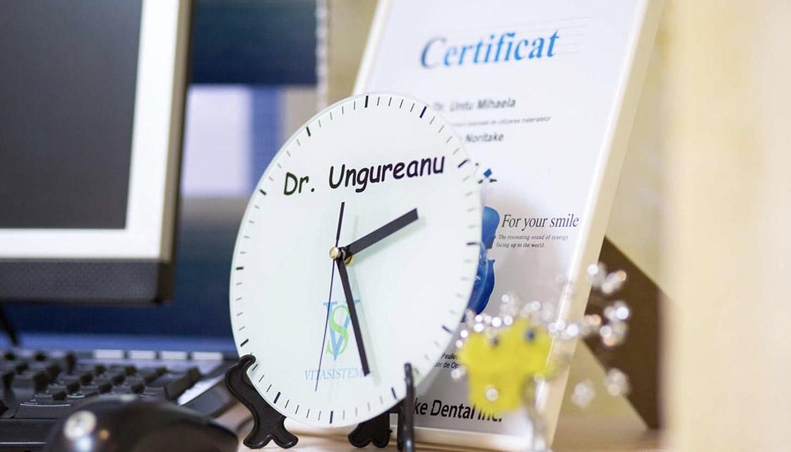 Dr. Ungureanu