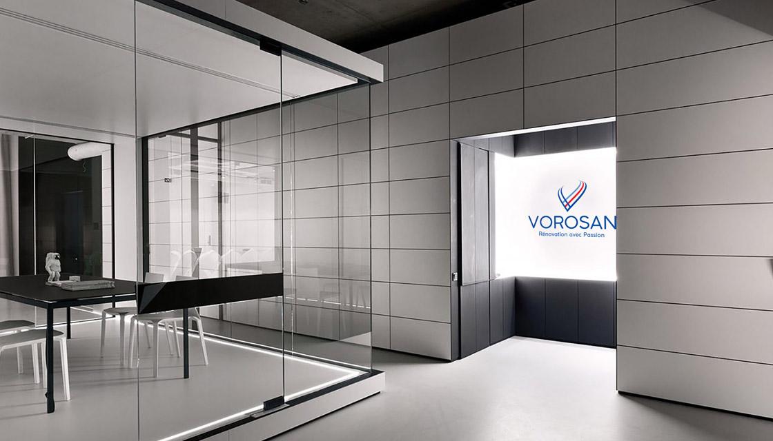 Vorosan – Companie de Construcție
