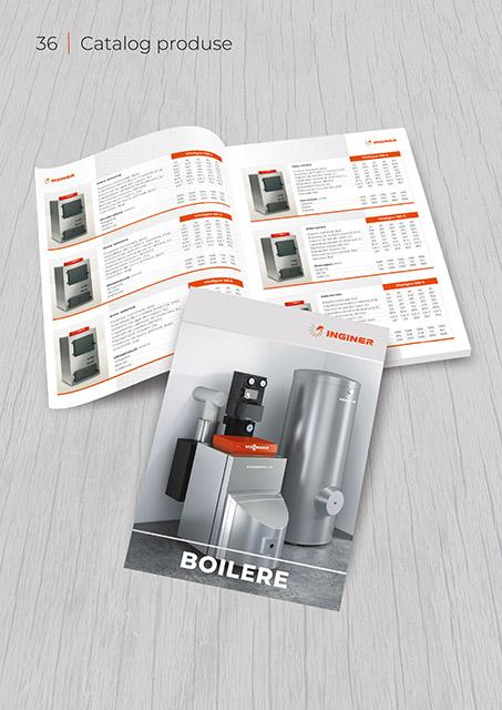 Inginer BrandBook Catalog produse