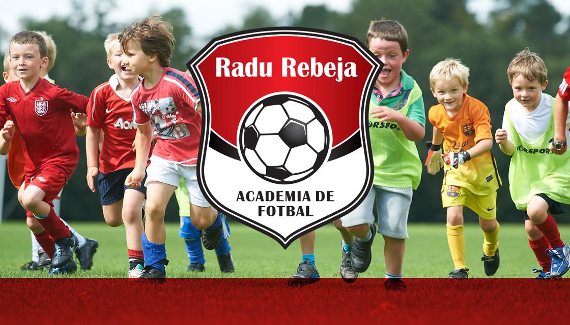 Radu Rebeja Logo