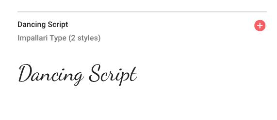 fonturi pentru website